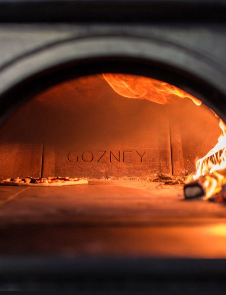 Teals Somerset Pizza Oven