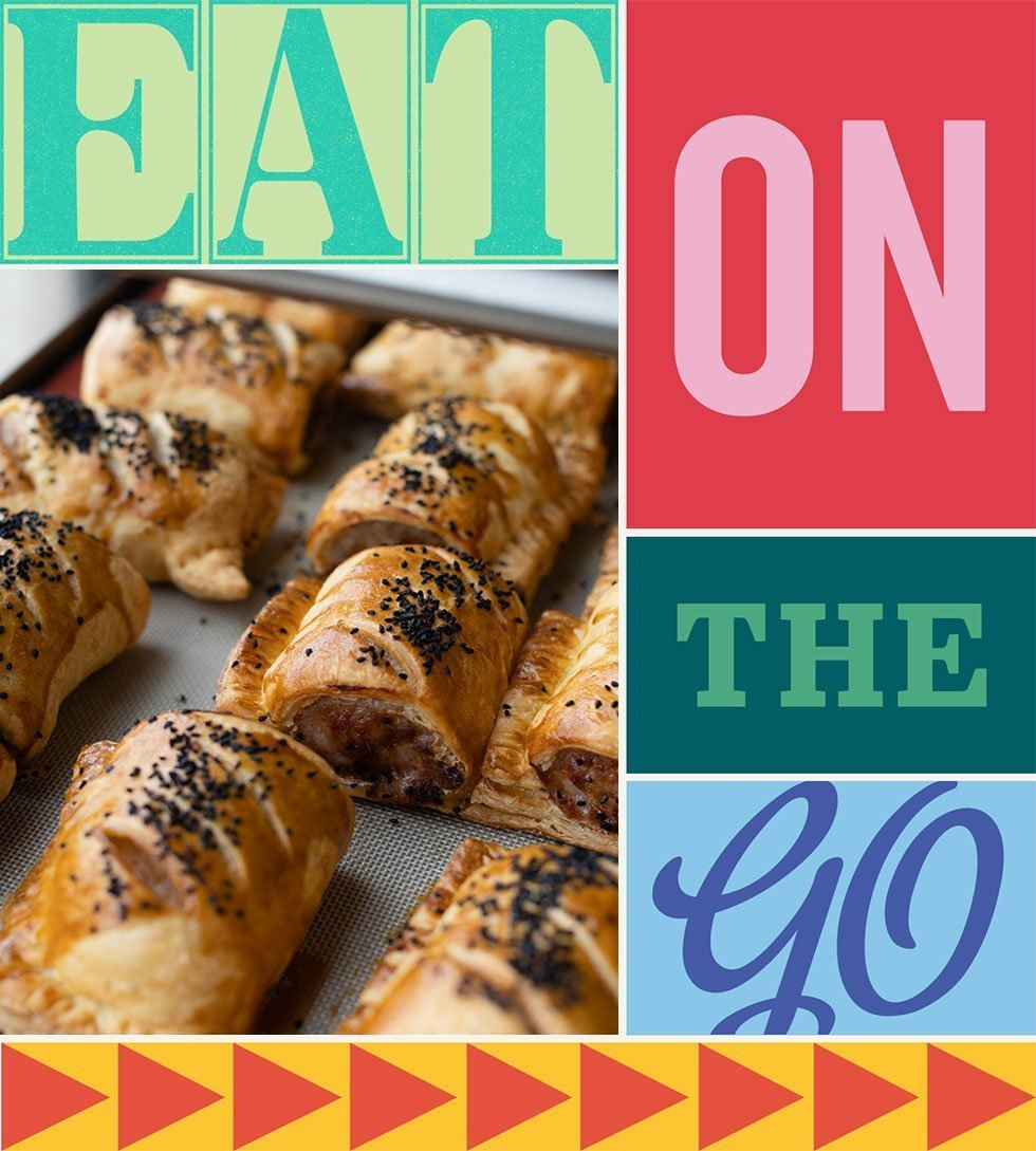 Teals A303 - Eat on The Go