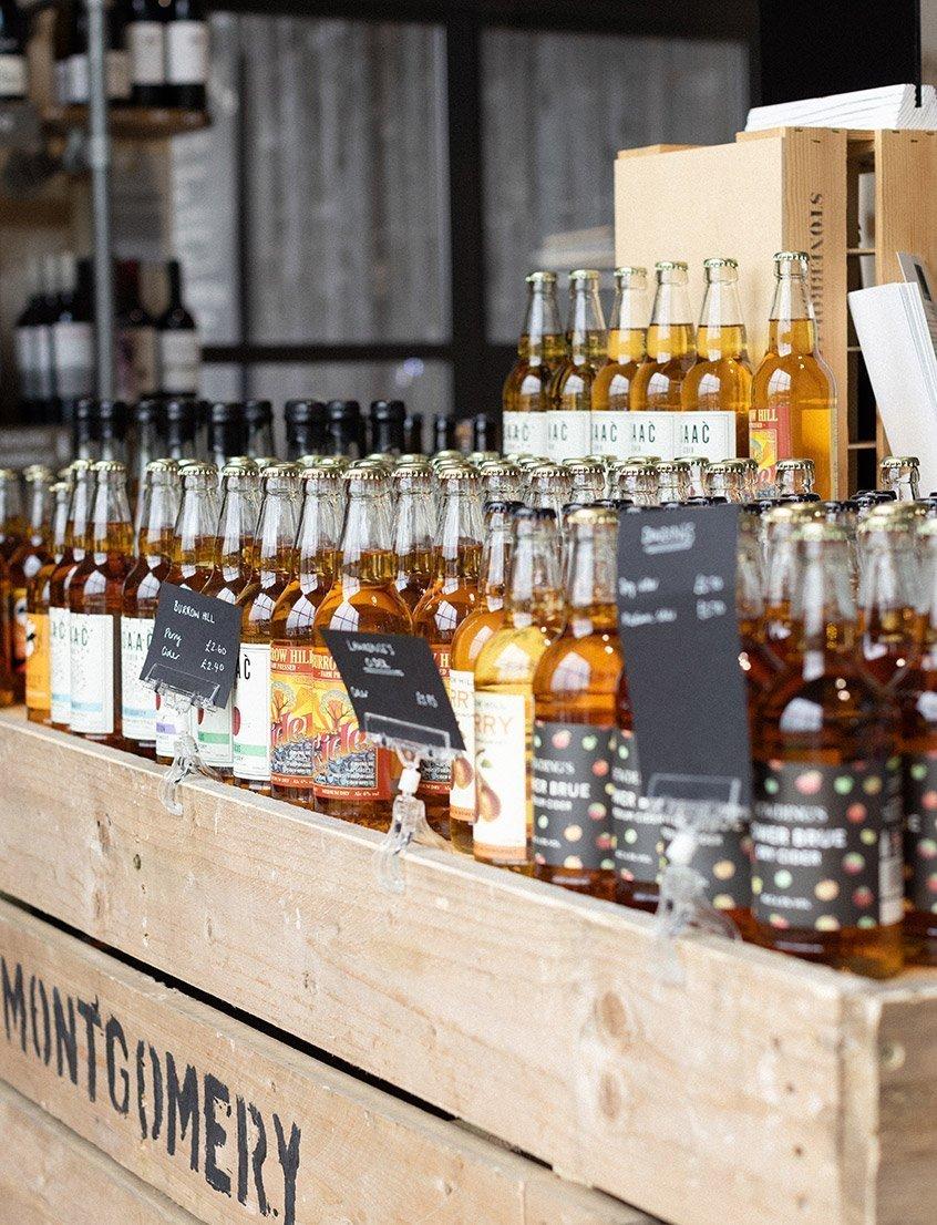 Teals A303 Bottlestore