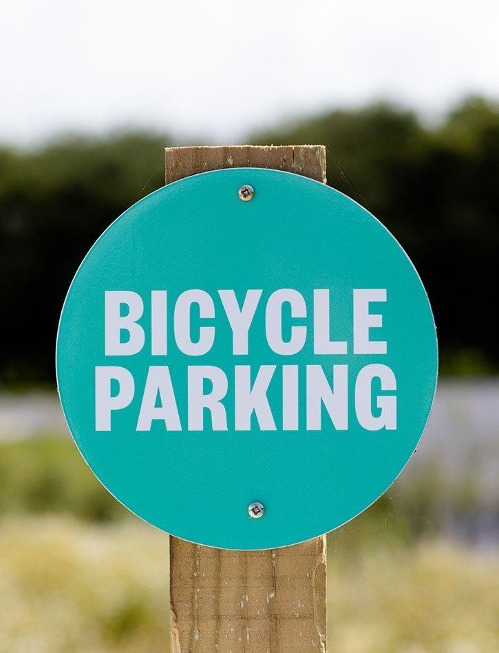 Teals Somerset - Bike Parking