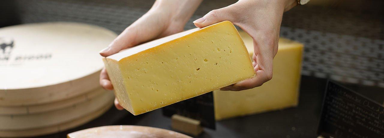 Teals Somerset - Cheese